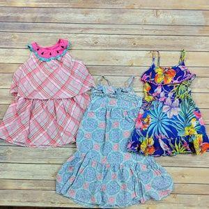 4T Summer Sundress Bundle (3)